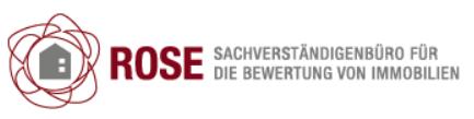 Rose - Sachverständigenbüro für die Bewertung von Immobilien